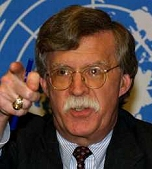 U.S. Ambassador to the UN, John Bolton