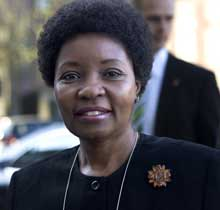 Dr. Asha-Rose Mtengeti Migiro